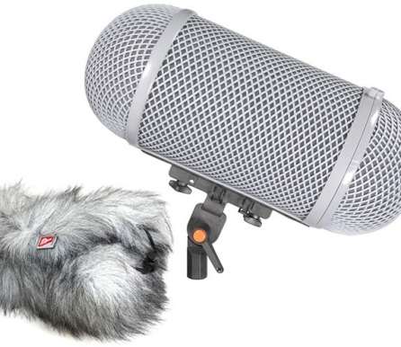 Rycote Stereo Windshield Set
