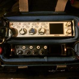 Zaxcom Maxx & Sound Devices MixPre-6